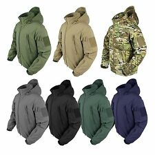 Condor 609 Tactical Summit Zero Lightweight SoftShell Winter Jacket w/YKK Zipper