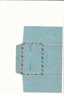Usa: Aerogramme interesting Pan American with watermark new - rare... US124/