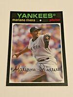 2012 Topps Archives Baseball Base Card #60 - Mariano Rivera - New York Yankees