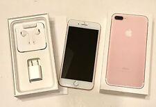 NEW iPhone 7 128GB ROSE GOLD UNLOCKED TMobile VERIZON Straight Talk ATT Tracfone