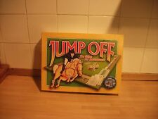 Jump Off Board Game -The Game For Horse Lovers Vgc Stage Coach Games Racing MINT