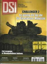DSI N° 120 / CHALLENGER 2 LE POING DE FER DE SA GRACIEUSE MAJESTE - ETAT ISLAM