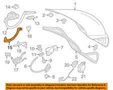 MERCEDES OEM 15-18 C300-Door Hinge-Upper Right 2057200237
