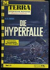 Terra-- Utopische Romane -- Science Fiction -- Band 371 -- Romanheft -- Moewig-