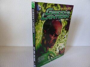 Green Lantern Volume 1 Sinestro - Geoff Johns Doug Mahnke 2012 Hardback DC Comic
