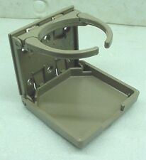 plastic folding suv coffee  CUP HOLDER KHAKI car detentor universal antelope T