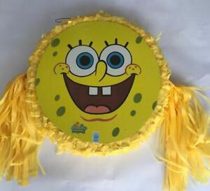 Sponge Bob Pinata..Party Game , Party Decoration FREE SHIPPING