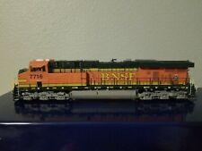 HO Scale Athearn Genesis BNSF ES44DC 7716 DCC Ready