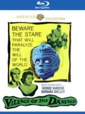 VILLAGE OF THE DAMNED (1960) (Region A BluRay,US Import.)