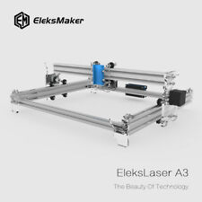 30*40cm EleksMaker Laser Engraver Cutter Mini Engraving Machine Printer DIY Kit