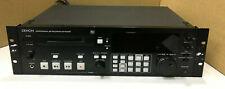 Denon DN-M1050R STUDIO Professional MiniDisc Recorder/Player