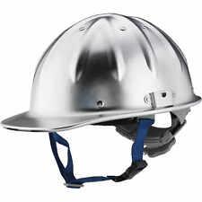 Forester Cap Aluminum Hard Hat Unpainted Aluminum