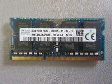 SK Hynix 8GB (1 x 8GB) PC3-12800 (DDR3-1600) Memory (HMT41GS6AFR8A-PB)