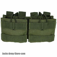 Condor Outdoor Double Open-Top M14 Mag Pouch Molle Magazintasche Olive Drab