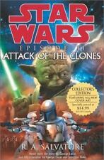 Star Wars, Episode II - Attack of the Clones Salvatore, R.A. Hardcover