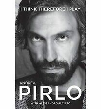 NEW I Think Therefore I Play by Andrea Pirlo