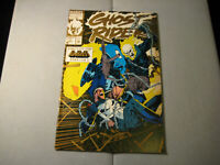 Ghost Rider #5 (1990, Marvel Comics) 2nd Print Gold