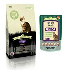 James Wellbeloved Senior Turkey Cat Food | Cats