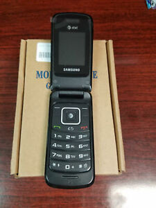 Samsung A157 AT&T 3G Flip Cell phone