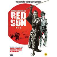 RED SUN (1971-Terence Young, Charles Bronson, Toshirô Mifune)  DVD NEW