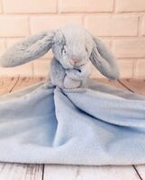 Comforter Jelly Cat Bunny Comforter Blue Blanket Soother Rabbit DOU DOU Blankie