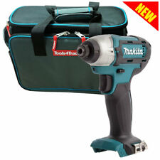 Makita TD110DZ 10.8V Impact Driver + T4T2630 Like C.K MAGMA Technician Tool Bag