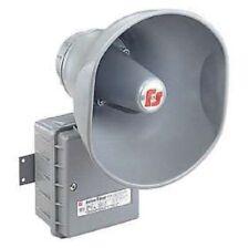 New Federal Signal Selectone Signal 120vac Hazardous Location Gain Control