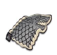 Game of Thrones Kissen Stark Wappen - Wendekissen Wendemotiv Deko Sofakissen NEU
