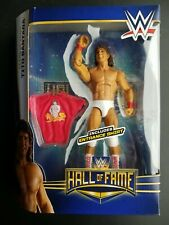 WWE, Tito Santana ,Elite Hall of Fame, action figure, NEW and Sealed