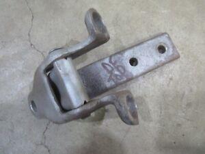 1947 Ford 4 door Deluxe front upper door hinge mount hot rod rat rod parts