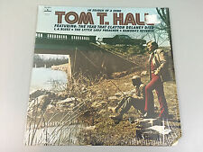 IN SEARCH OF A SONG by Tom T. Hall LP (Mercury) VG+