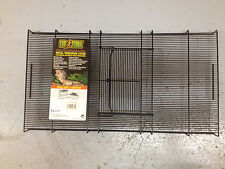 EXO TERRA Pet Reptile Tank w/ Mesh Cage Door 50 X 25cm 10 15 20 Gallon FREE SHIP