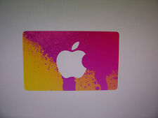 Apple iTunes $100 Gift Card NEW (Never Used)