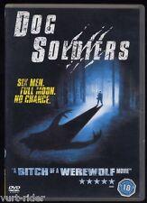 DOG SOLDIERS - DVD region 2 englisg language *150*