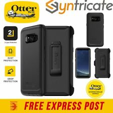 OTTERBOX DEFENDER RUGGED STRONG CASE FOR SAMSUNG GALAXY S8+ (6.2 inch) - BLACK