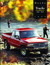 Mazda b4000 manuals literature ebay 1995 mazda truck 24 page original car sales brochure catalog b2300 b3000 b4000 fandeluxe Images