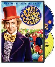 Willy Wonka And The Chocolate Factory (DVD,1971)