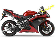 For Yamaha YZF-R1 07 08 YZF R1 2007 2008 Red Black Body Parts ABS Fairing Kit