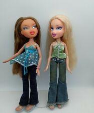 Bratz Dolls Yasmin & Cloe