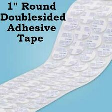CHOICE Sizes Double Sided Adhesive Tape Round Work super attach all sort Jewelry