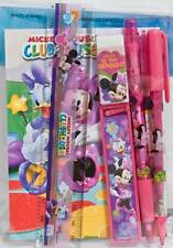 Disney Mickey Mouse Clubhouse Minnie Mouse Daisy Statiionary Set Party