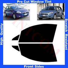 Pellicola Oscurante Vetri Auto Anteriori per Fiat Grande Punto 5P 05-09 da5%a70%