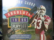1996 Playoff Absolute NFL Football Factory Sealed Trading Card Box