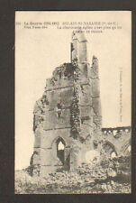 ABLAIN-SAINT-NAZAIRE (62) EGLISE en 1915