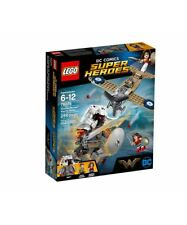LEGO 76075 Wonder Woman Warrior Battle , DC Super Hero , Brand new in box .