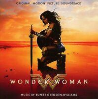 RUPERT GREGSON-WILLIAMS - WONDER WOMAN/OST   CD NEUF