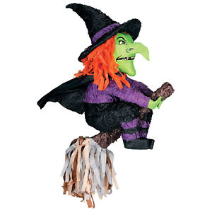 Witch Pinata Prefect Party Toy