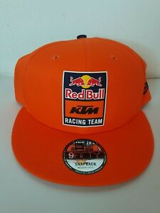 Cappellino UFFICIALE Red Bull x KTM Tony Cairoli brand NEW ERA 9 FIFTY