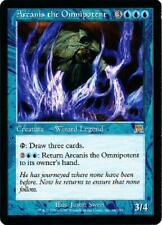 Arcanis the Omnipotent NM MTG Onslaught Magic