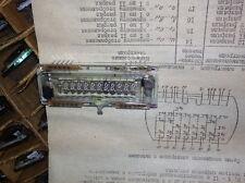 ILC2-12/8L VFD display indicator nixie tube soviet calculator NOS ELEKTRONIKA
